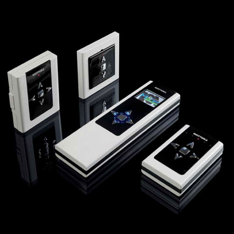Telecomandi e controller M2NET - automazione tende da interno